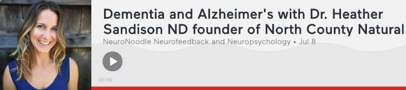 NeuroNoodle interview with Dr. Heather Sandison of Marama